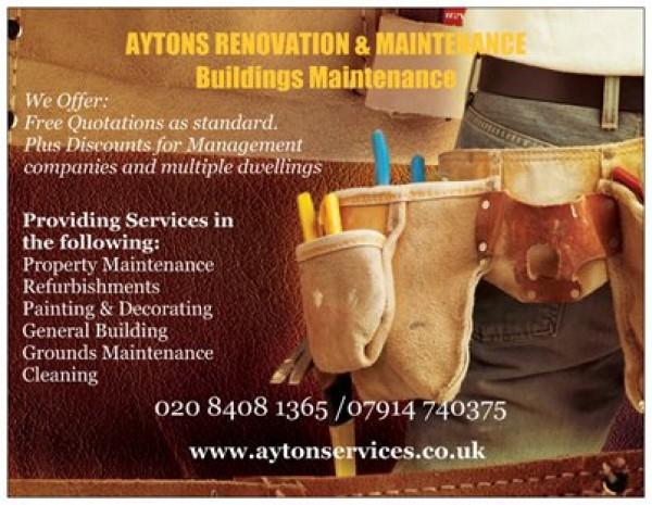 Aytons Renovation & Maintenance