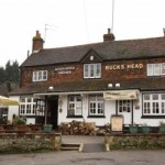Bucks Head Godden Green