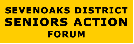 Sevenoaks District Seniors Action Forum SDSAF
