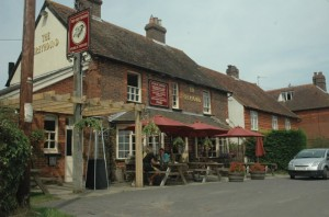 The Greyhound Charcott