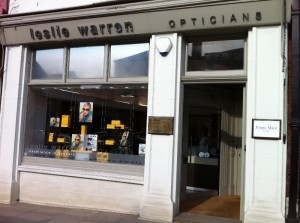 Leslie Warren Opticians