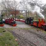 Swanley New Barn Railway