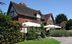 The White Hart, Brasted
