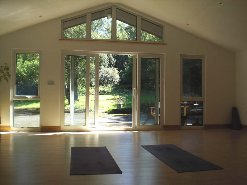 The Yoga Shed