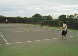 Crockham Hill Lawn Tennis Club