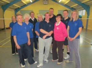 Hollybush Badminton Club