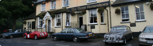 The Three Horseshoes Knockholt