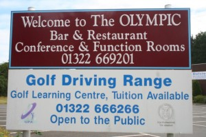 The Olympic Swanley