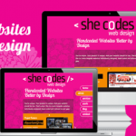 She Codes Web Design