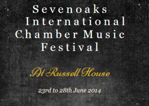 Sevenoaks International Chamber Music Festival