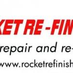 Rocket Re-Finishing