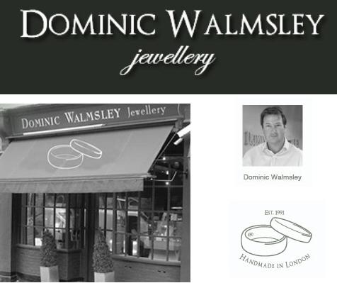 Dominic Walmsley Jewellery
