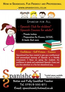 Spanishcool Learn Spanish Sevenoaks
