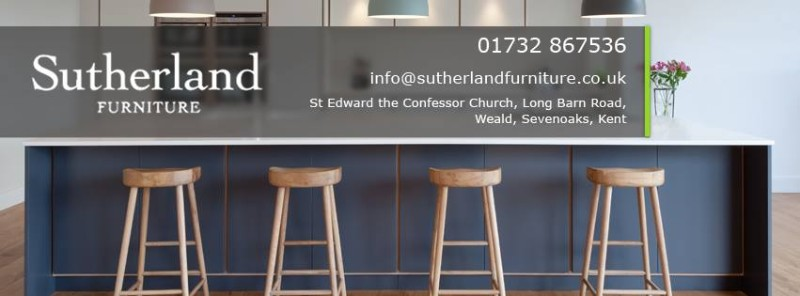 At Sutherland Furniture, Design Is The Most Important Aspect To Get Right  When Planning A New Kitchen. Based In The Sevenoaks And Tunbridge Wells  Area, ...