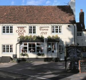 The Cock Inn, Halstead