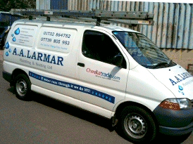 A A Larmar Plumbing and Heating