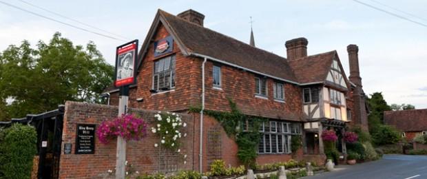 King Henry VIII Inn, Hever