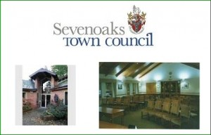 Sevenoaks Town Council Chamber