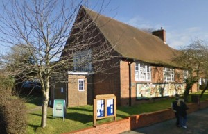 St Bartholomew's Church Hall, Otford
