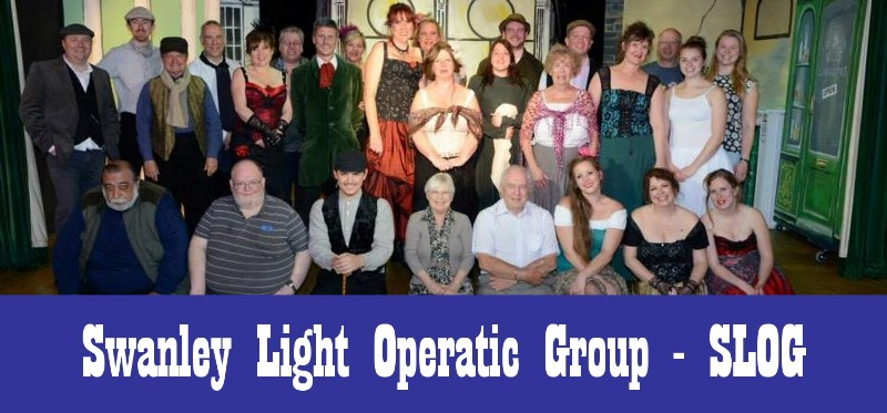 Swanley Light Operatic Group SLOG