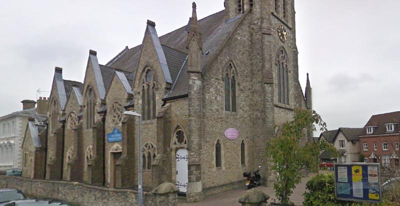 St John's Hill URC, Sevenoaks