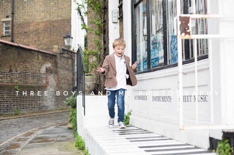 3 Boys & Me Photography