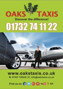 Oaks Taxis Sevenoaks