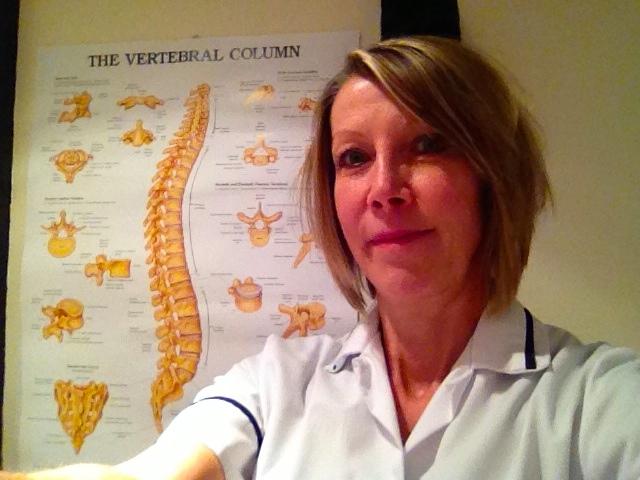 Osteopath – Kay Lilley B.Ost.(Hons) B.A.(Hons)