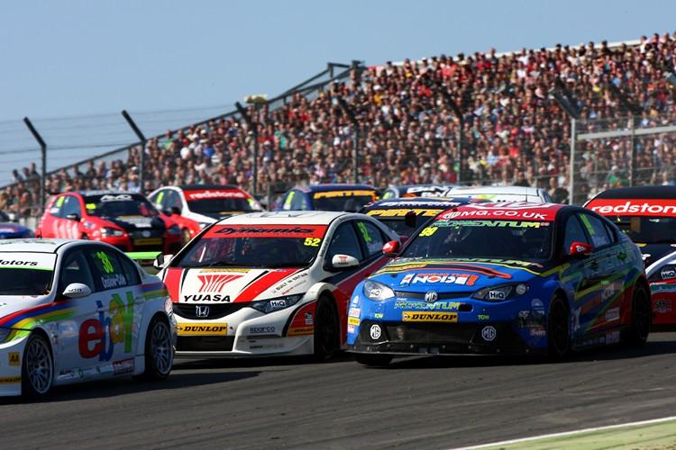 Brands Hatch Motor Racing