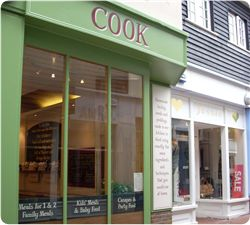 Cook Sevenoaks