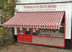 Norman's Butchers