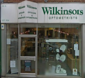 Wilkinsons the Optician