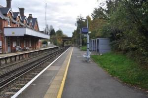 Borough Green and Wrotham Station