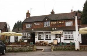 Bucks Head Godden Green