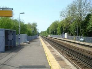 Kemsing Station