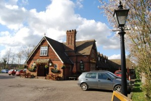 The Little Brown Jug, Chiddingstone Causeway