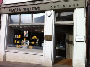 Leslie Warren Opticians