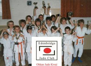 Edenbridge Judo Club