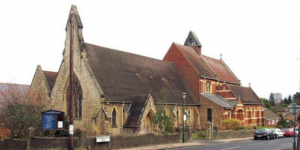 St John the Baptist, Sevenoaks
