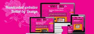 She Codes Web Design