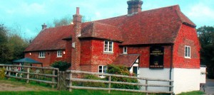 The Four Elms Inn, Edenbridge