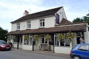 The Carpenters Arms, Limpsfield Chart