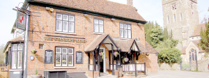 The Stanhope Arms, Brasted