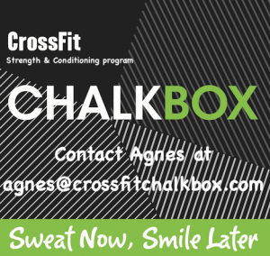 CrossFit ChalkBox