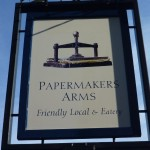 The Papermakers Arms, Plaxtol