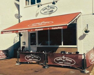 Caffe Cinos, Swanley
