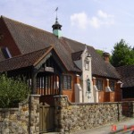 St Edith Hall, Kemsing