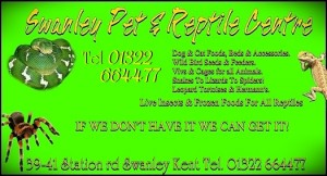 Swanley Pet and Reptile Centre