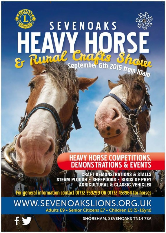Sevenoaks Heavy Horse and Rural Crafts Show