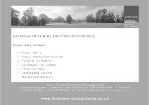 Lakeview Southern Ltd